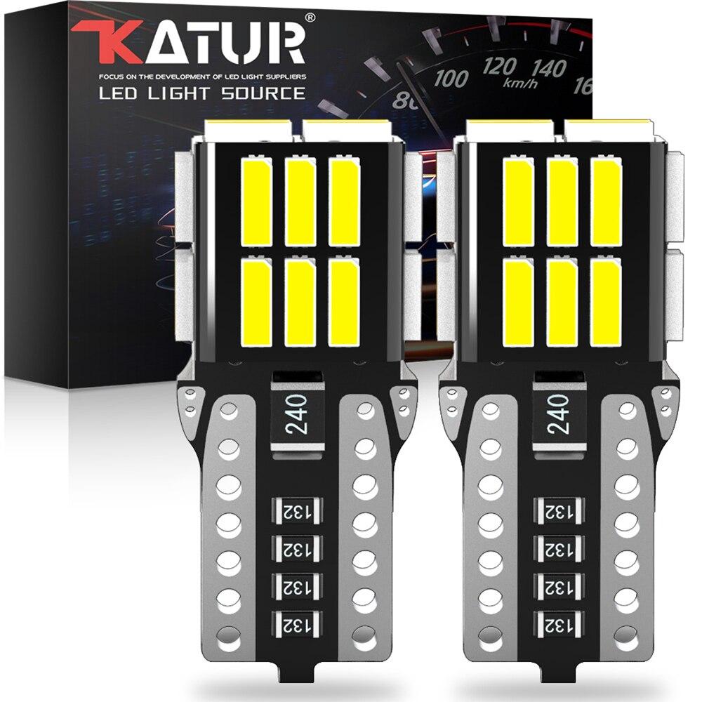 2x W5W LED Canbus T10 168 Car Interior Clearance Lights for Kia Subaru Audi BMW VW Ford Peugeot Nissan Lada Toyota Volvo