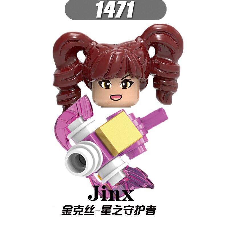 1471(金克丝-星之守护者- Jinx)