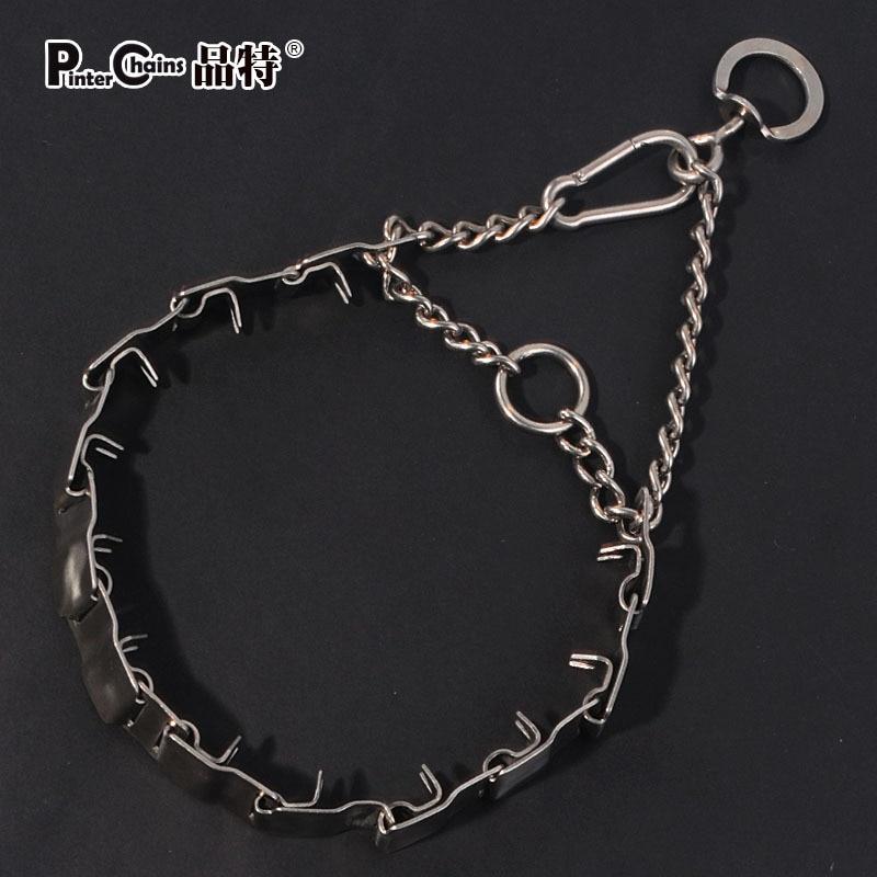 Stainless Steel Dog Pendant Large Dog Training Pendant Chye Chain Pet Dog Collar Bandana Pet Supplies