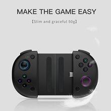 N1 tipo-c controlador de jogo móvel clicável gamepad analógico joystick com tipo-c porto de carregamento rápido para huawei honra telefone android