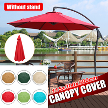 Garden Canopy Umbrella-Cover Sunshade Parasol SUN-SHELTER Patio Swimming-Pool Beach-Pergola
