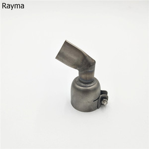 Image 5 - 20 mm 60 Degree Angled Wide Slot Weld Nozzle with 20 mm 90 Degree Angled Wide Slot Weld Nozzle For Triac S Hot Air Gun
