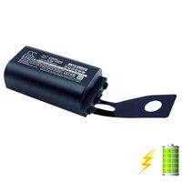 Novo 6800mAh Baterias 25.16Wh Replacent Para SYMBOL CS-MC30HL MC30  MC3000  MC3000 peças do Scanner PN: 55-002148-01