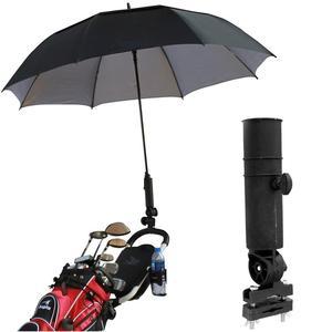 Durable Golf Club Umbrella Holder Stand For Bike Buggy umbrella Baby Golf stand Wheelchain Pram Cart J8J8