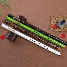 Xiao – flûte professionnelle en bambou violet, instrument de musique traditionnel, chinois, Vertical, Piccolo Shakuhachi, court, Dizi Xiao