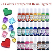 Glue Dye-Pigment Crafts-Accessories Jewelry-Making Epoxy Resin Crystal for DIY Adhesive