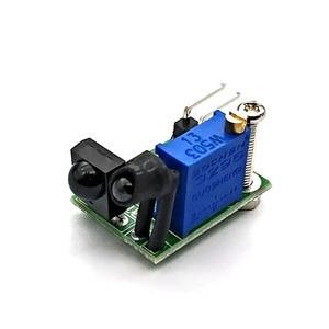 Image 1 - MK00169 New Infrared Digital Obstacle Avoidance Sensor Super Small 3 100cm Adjustable Current 6mA