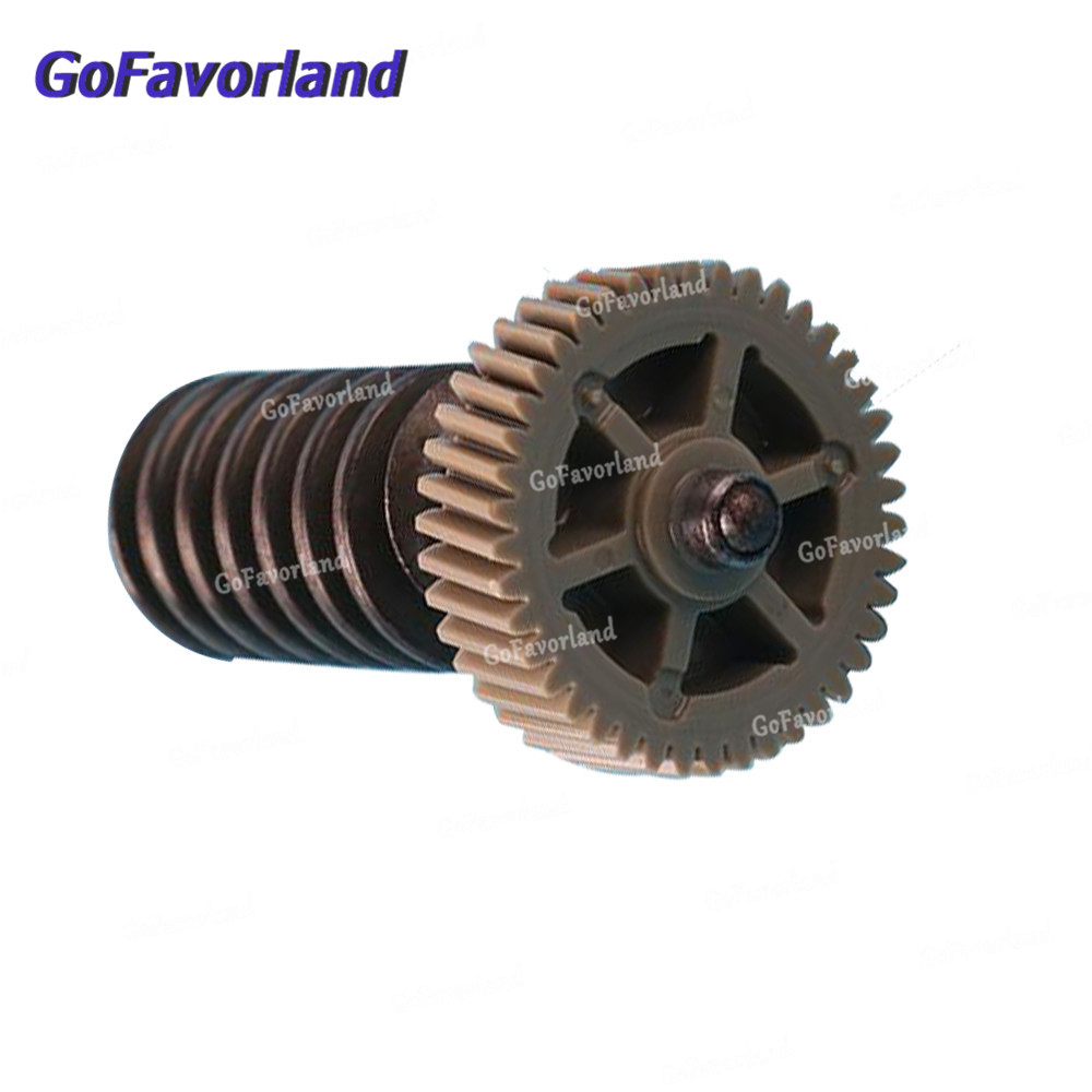 Seat Height Adjustment Motor Wheel Gear Screw Transmission Left 7L0959111 For VW Touareg For Audi A4 B6 B7 A6 Cayenne