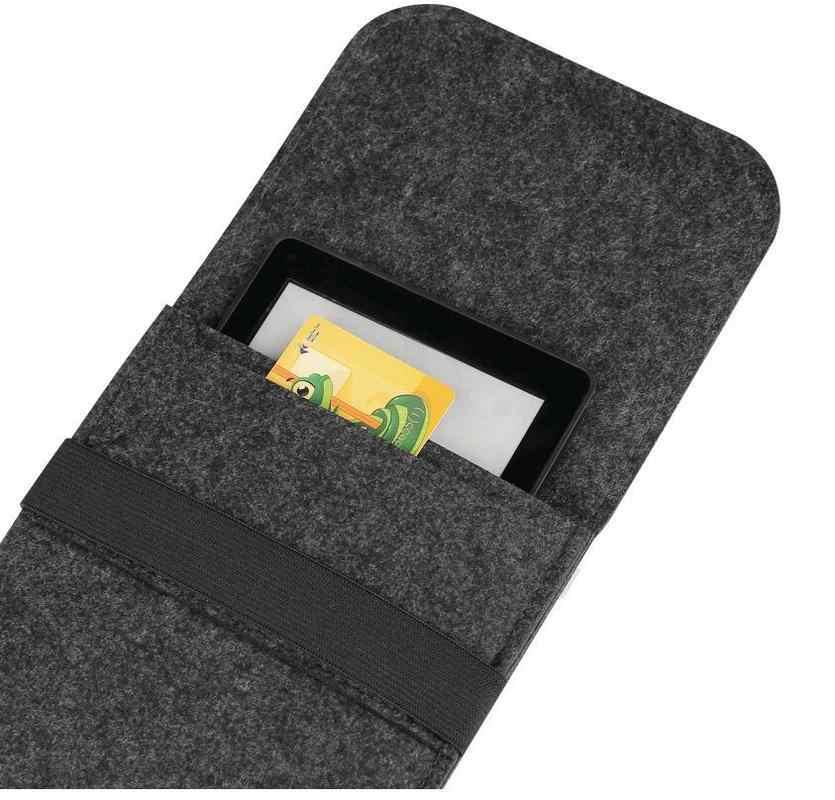 1 шт. мягкий чехол войлочное покрывало для Kindle Paperwhite 1/2/3 Voyage Oasis чехол для Kindle 8th 6 дюймов для чтения электронных книг универсальный чехол для планшета