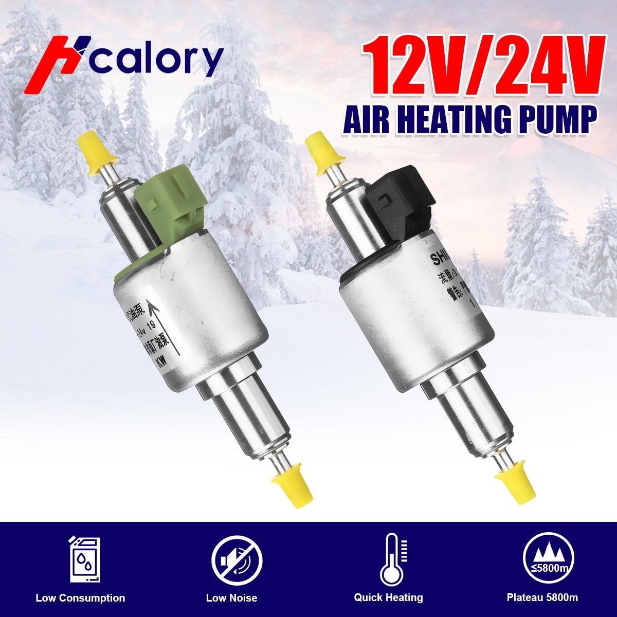 12 V/24 V pour 2KW à 5KW pour Webasto Eberspacher radiateurs pour camion huile pompe à carburant Air Parking chauffage impulsion pompe doseuse