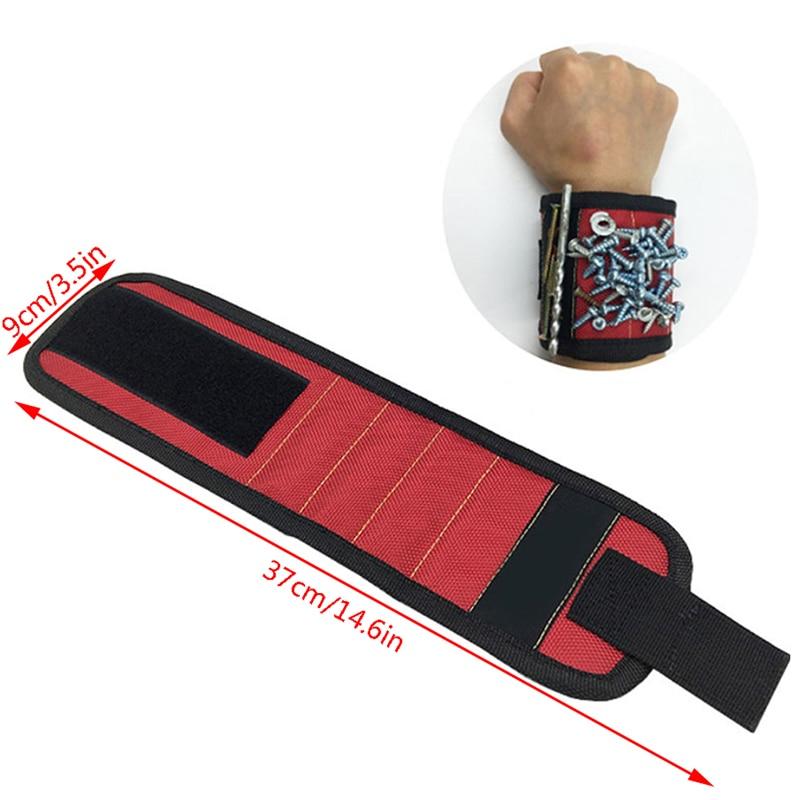 Magnetic Wristband Hand Wraps Tool B