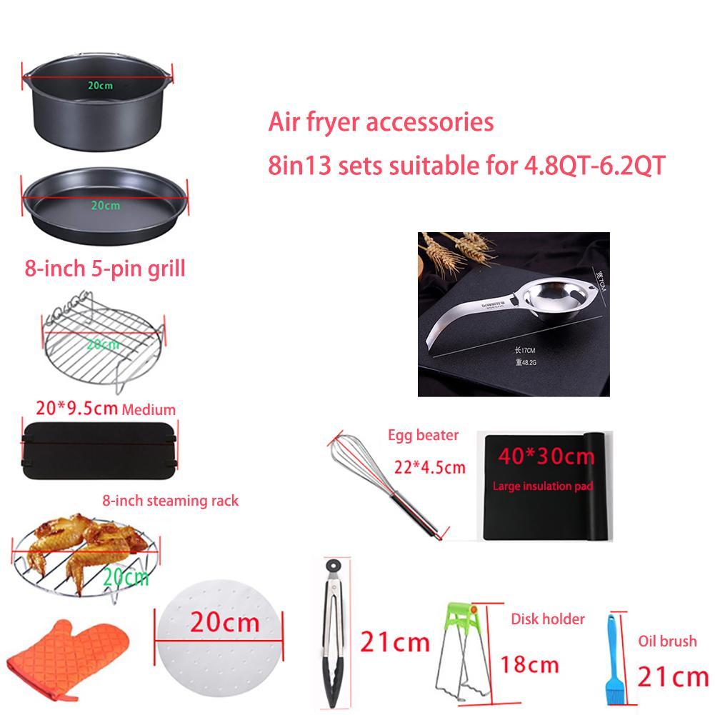 Air fryers