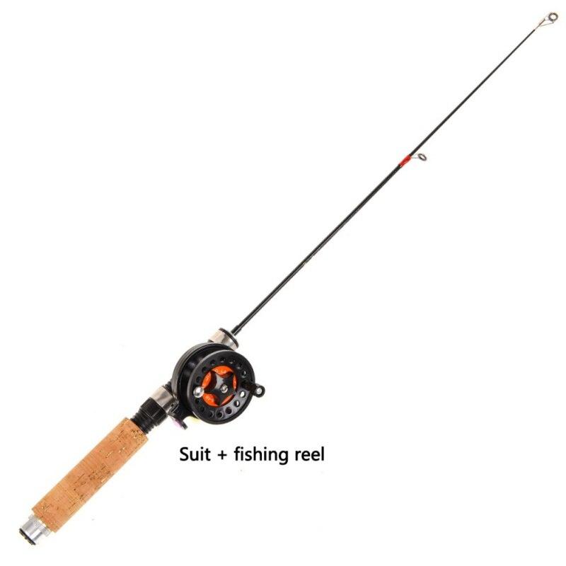 В погоне за зимним трофеем Выбираем первую удочку для рыбалки со льда