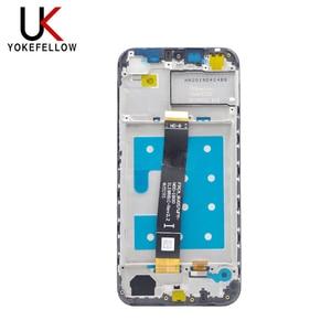 Image 4 - Affichage daffichage à cristaux liquides pour laffichage daffichage à cristaux liquides de Huawei Y5 2019 avec lassemblage de convertisseur analogique numérique décran tactile pour laffichage daffichage à cristaux liquides de remplacement de Huawei Honor 8S