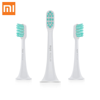 Original Xiaomi Mi Home Mijia Sonic Electric Brush General Brush Heads 3pcs for Xiaomi Mi Home Sonic Electric Tooth Method