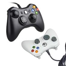 USB Wired Gamepad for Xbox 360 /Slim Controller Joystick for Windows 7/8/10 Microsoft PC Controller Support for Steam Game Pad цена