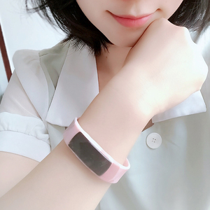 Image 3 - Модные камуфляжные светящиеся цифровые часы, водонепроницаемые женские электрические светодиодные спортивные часы, Смарт часы с зарядным браслетом, наручные часы