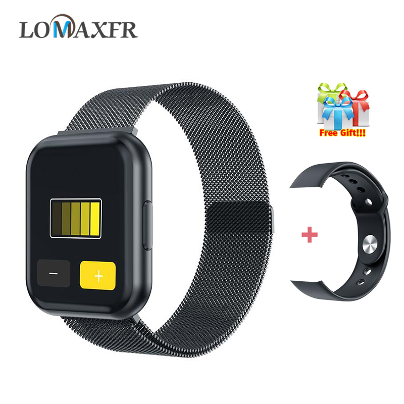 Smart Watch T88 Watches Men Sports SmartWatch for Women Fitness Tracker Bracelet Full Touch Screen Watch for Xiaomi Android Iwo