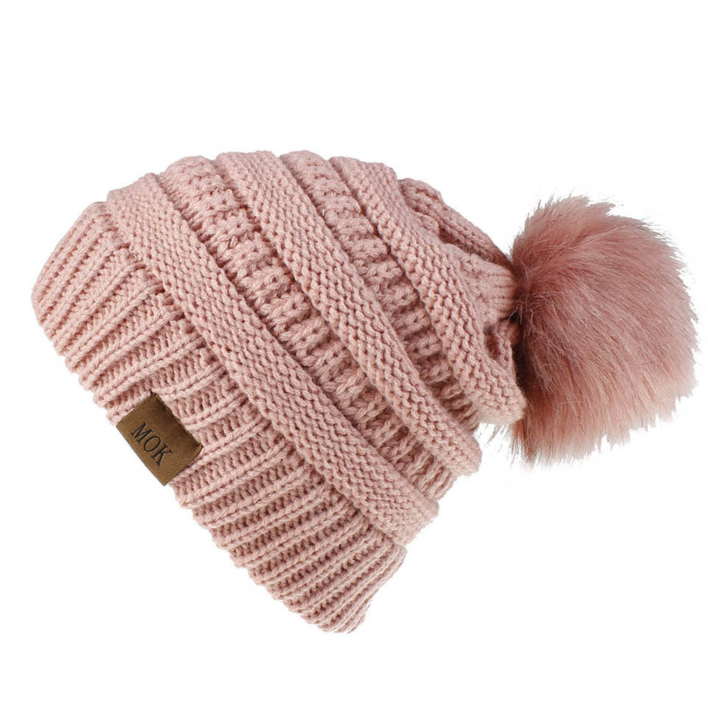 Bonnet et écharpe tricoté femmes deux pièces
