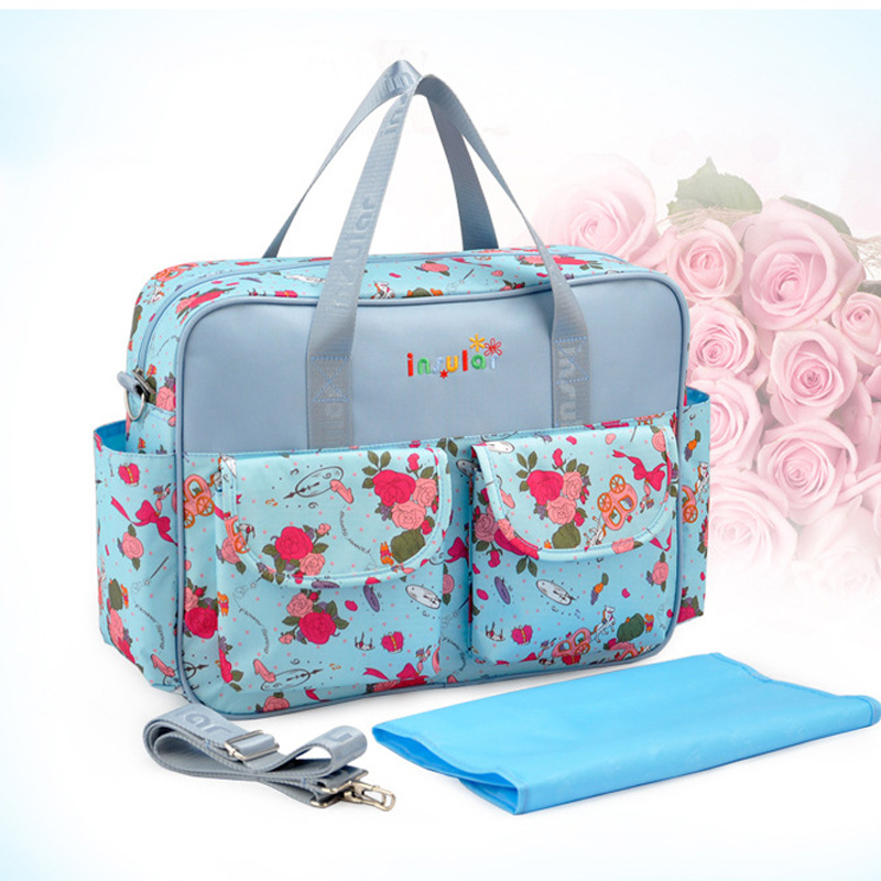 2020 Women Strorage Diaper Bag For Mother Nappy Bag Durable Baby Bags For Stroller Baby Changing