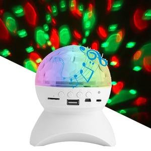 Disco Ball Lights Bluetooth Mu