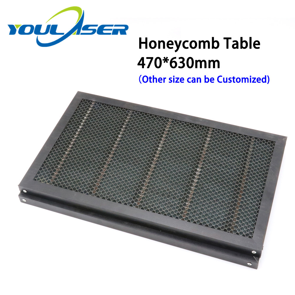 470*630mm Laser Honeycomb Wokring Table Customize For Board Platform Laser Engraving Parts