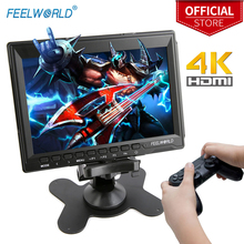 FEELWORLD 7 inch Portable LCD HD Gaming Monitor 4K HDMI IPS HD Screen Display Game Monitors for XBOX ONE PS3 PS4 Switch Laptop