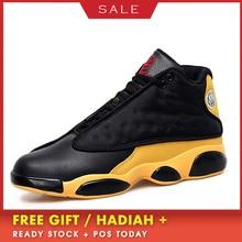 BOUSSAC Basketball Shoes Men Air Sports Mens Sneakers Athletics Basket Chaussures de basket Black shoes