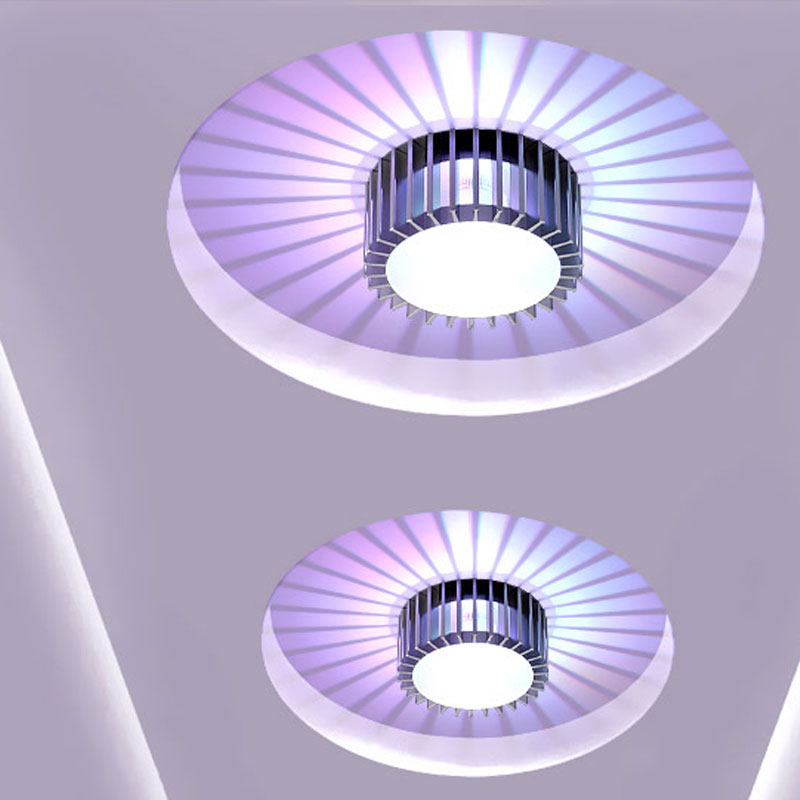 Modern LED Ceiling Light 3W 6W 9W 12W wall Sconce Art Gallery Decoration Front Balcony lamp Modern LED Ceiling Light 3W  6W 9W 12W wall Sconce Art Gallery Decoration Front Balcony lamp Porch light corridors Light Fixture