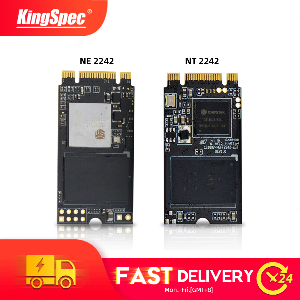 KingSpec M 2 2242 SATA NGFF amp NVMe PCIe SSD 512GB 128GB 256GB 1TB 2TB m2 ssd ngff m 2 NVMe Internal sdd for Laptop desktop PC