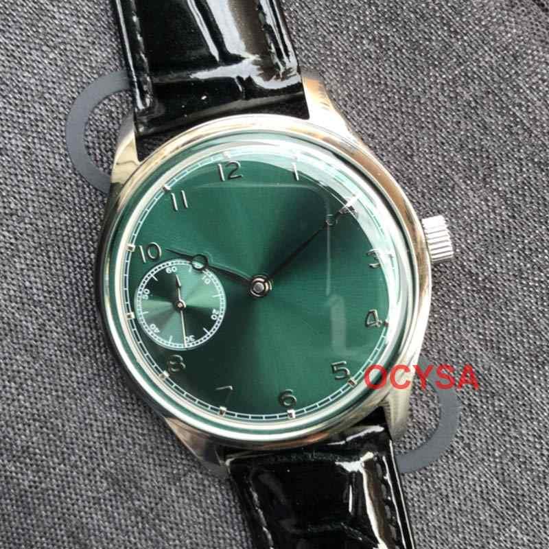 AAA Quality Gold Stanless Steel 126603 Seagull Handwinder Luxury Brand Designer Mens Watch Man Wristwatches Watches