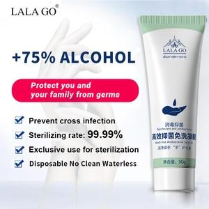 Image 1 - HEMEIEL 75% אלכוהול חד פעמי יד Sanitizer ג ל חיטוי יד לשטוף ג ל אנטי וירוס חיידקים אלוורה יד סבונים מהיר יבש