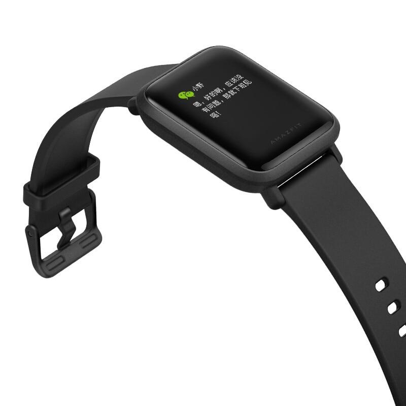 Huami Xiaomi AMAZFIT Smartwatch con Corning Gorilla Glass Schermo Impermeabile Heart Rate Monitor di Dormire Geomagnetici Sensore GPS D20 - 6