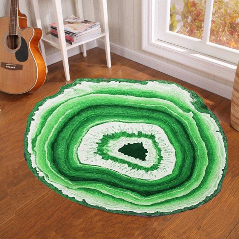 Ковры для гостиной Противоскользящие коврики спальни детской