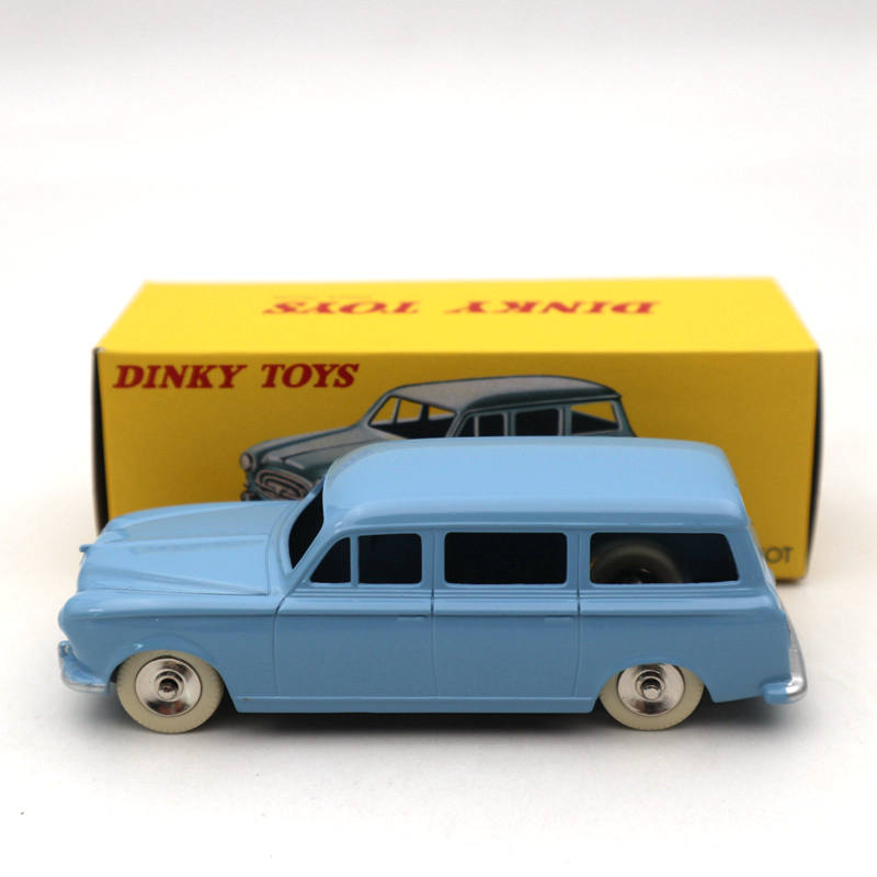 Atlas <font><b>1</b></font>/<font><b>43</b></font> Dinky toys 525 Familiale 403 <font><b>Peugeot</b></font> Diecast <font><b>Models</b></font> Collection image