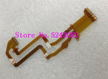 Nuevo Cable flexible de LCD para SONY HDR PJ270E PJ275E CX405E CX240E CX440E CX330E PJ270 PJ275 CX405 CX240 CX440 CX330 E de la cámara de vídeo
