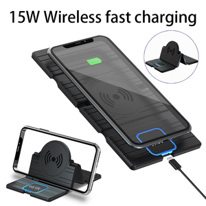 15W Car Wireless Charger Pad f
