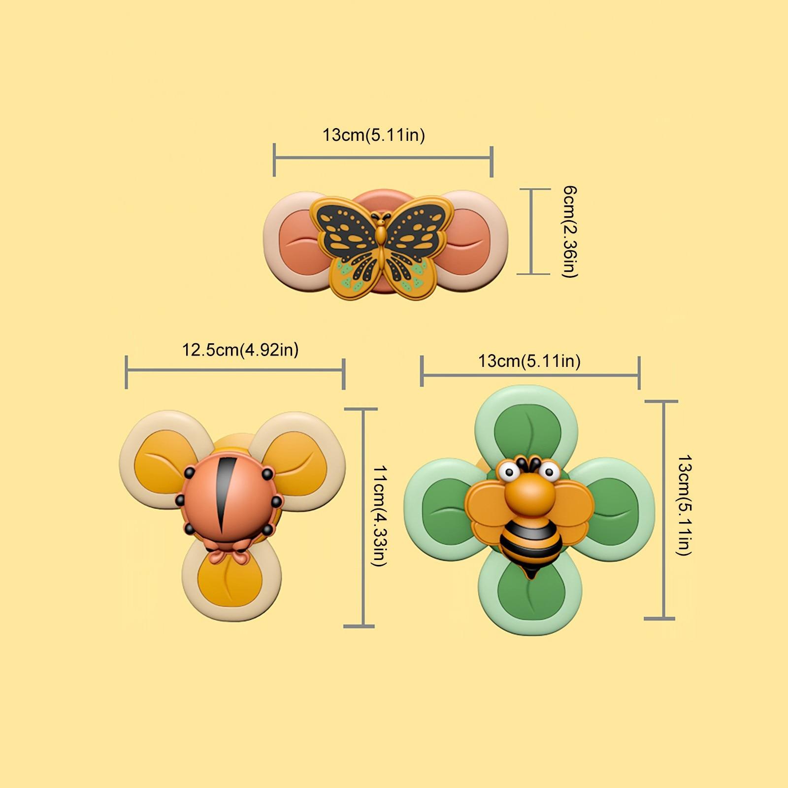 Rotating-Toy Ice-Cream Decompression Stress-Relieve Kids Cartoon img4