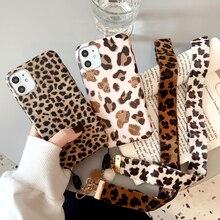 Fashion Luxury leopard grain Phone Case For iphone