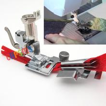 1SET Bias Binder Foot with Adapter FIT For BERNINA OLD STYLE Machines 530 730 830 801 930 # CY 9907+CY 7300L+001947.70.00
