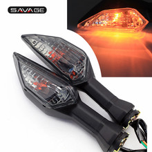 Turn Signals Motorcycle For KAWASAKI Z750 Z900 Z 900 RS 650 Front Rear Light Z800 Z125 Z1000 2010 Z250 Z300 Flashing LED Blinker