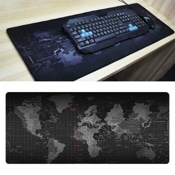 DATA FROG-alfombrilla de ratón para Gaming alfombrilla  grande antideslizante para teclado,  para PC, portátil. 3