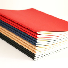 A5 high-end retro kraft paper notebook business office students learn soft copy muji nootbook