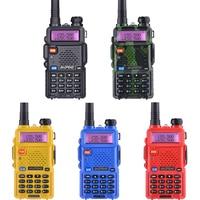 5r uv 2pcs Baofeng Uv5r מכשיר הקשר VHF UHF Dual Band שני הדרך רדיו Hf משדר Uv 5R Ham Radio Comunicador Uv5r ציד רדיו (2)