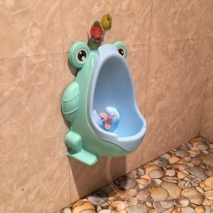 Boys' Urinal Wall Mounted Pee Toilet Boy Men And Treasure Urine Cup Mounted Stand-up Wall Hanging Household
