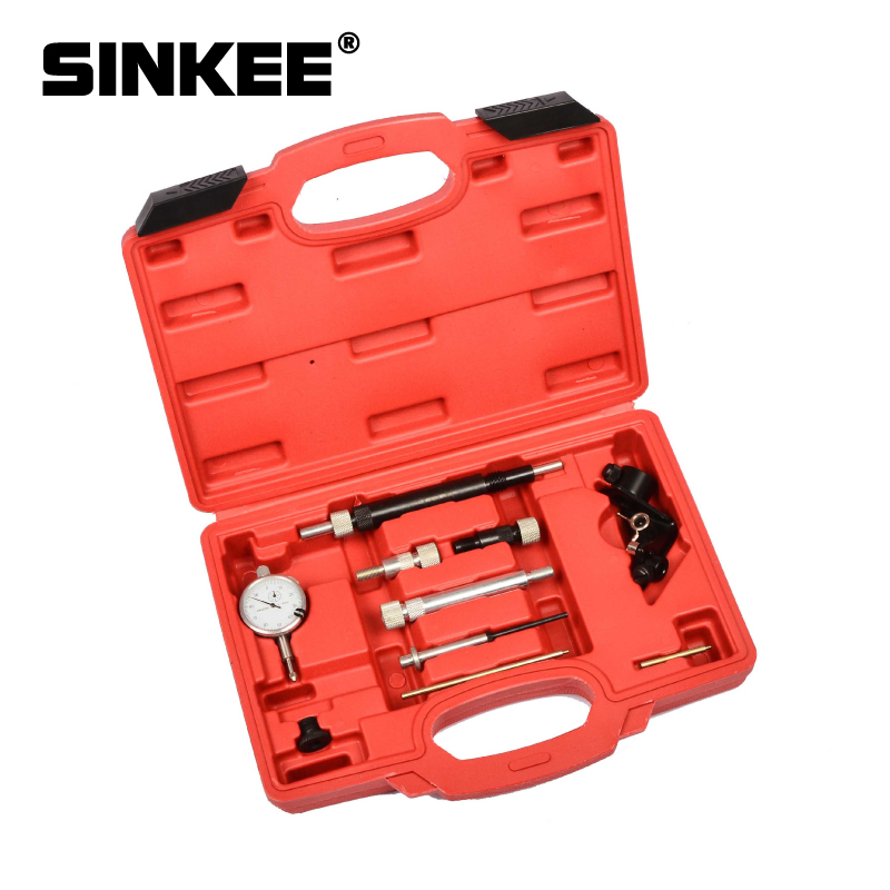 Diesel Fuel Injection Pump Timing Indicator Tool Set For VW BMW Audi Bosch Ford Diesel Professional Tool SK1192