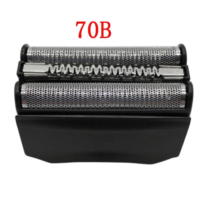 Electric Shaver Replacement Shaver 70B Foil & Cutte Shaver Accessories For Braun 7 Series 760CC 760CC-3, 765CC, 765CC-3, 760CC-4