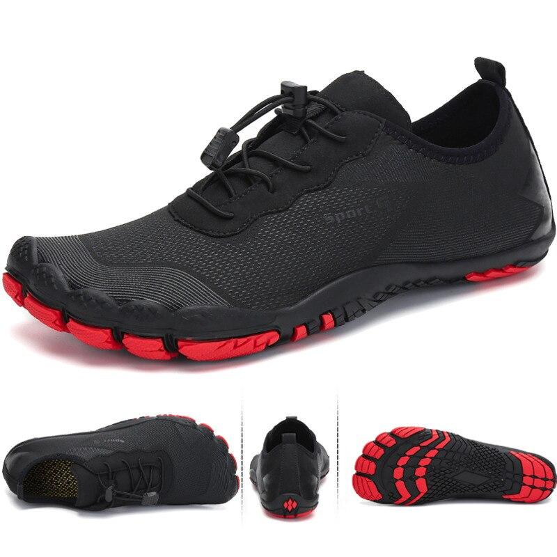 Мужская обувь Aqua, обувь для плавания, обувь для женщин и мужчин, дышащая Спортивная обувь для пеших прогулок, быстросохнущие кроссовки для р...