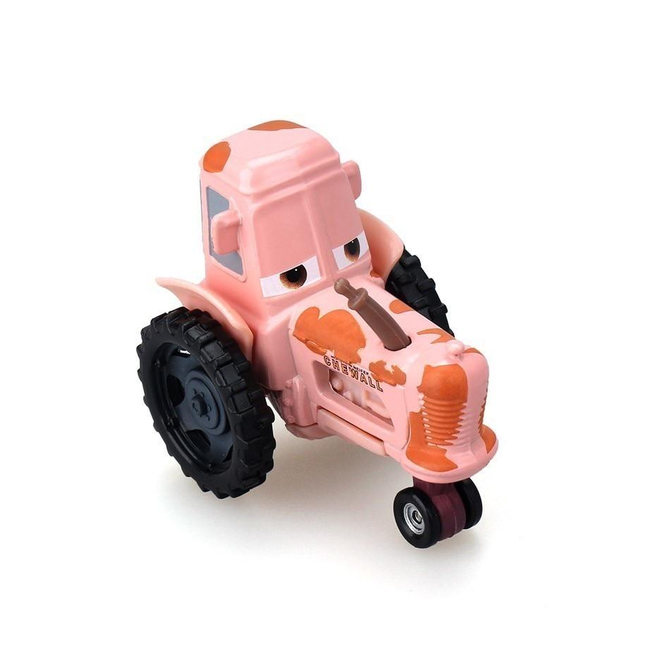 Disney Pixar Cars 3 Cal Weathers Mater Jackson Storm Ramirez 1:55 Diecast Metal Alloy Model Toy Car Gift For Kids Flash Sale