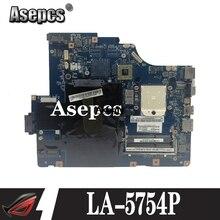 LA-5754P материнская плата для lenovo G565 Z565 материнская плата для ноутбука Z565 материнская плата для тестирования